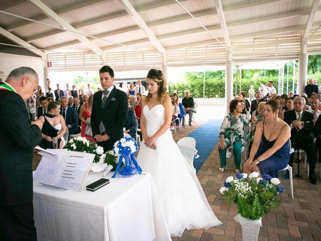 Il matrimonio di Mattia e Chiara a Mondovì, Cuneo 14