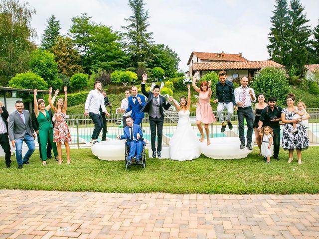 Il matrimonio di Mattia e Chiara a Mondovì, Cuneo 20