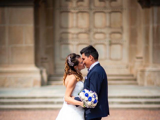 Il matrimonio di Mattia e Chiara a Mondovì, Cuneo 24