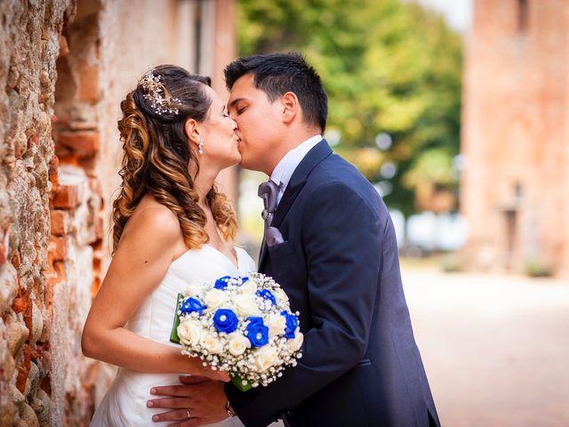 Il matrimonio di Mattia e Chiara a Mondovì, Cuneo 25