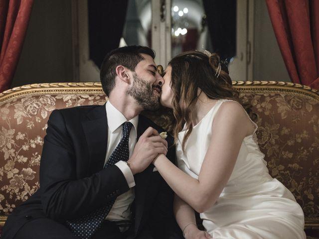 Le nozze di Ottavia e Matteo