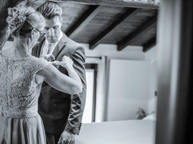Il matrimonio di Andrea e Rebecca a Besana in Brianza, Monza e Brianza 8