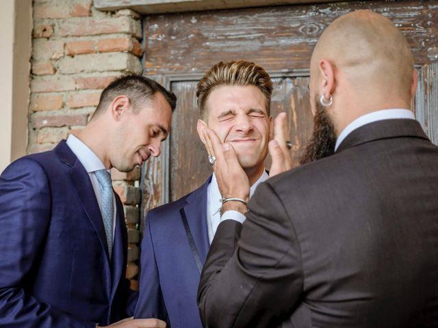 Il matrimonio di Andrea e Rebecca a Besana in Brianza, Monza e Brianza 6