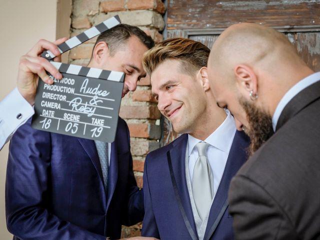 Il matrimonio di Andrea e Rebecca a Besana in Brianza, Monza e Brianza 5