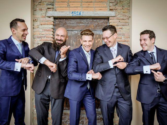 Il matrimonio di Andrea e Rebecca a Besana in Brianza, Monza e Brianza 4