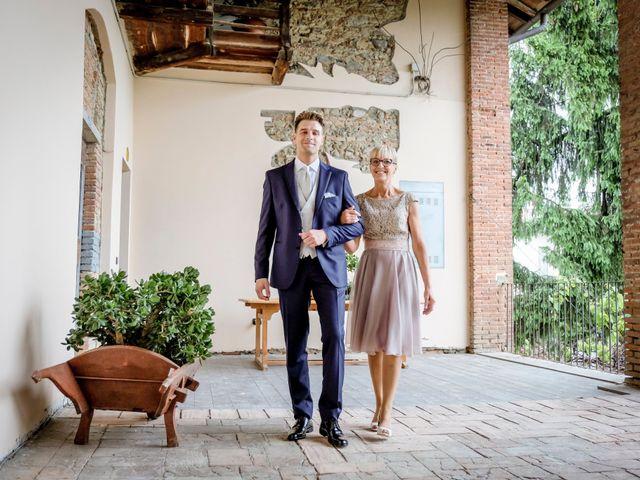 Il matrimonio di Andrea e Rebecca a Besana in Brianza, Monza e Brianza 2