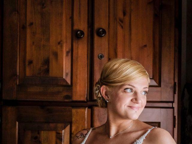 Il matrimonio di Andrea e Rebecca a Besana in Brianza, Monza e Brianza 16
