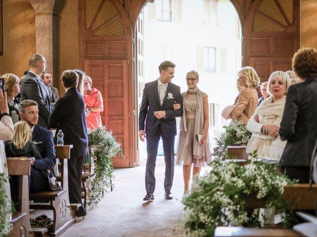 Il matrimonio di Andrea e Rebecca a Besana in Brianza, Monza e Brianza 12
