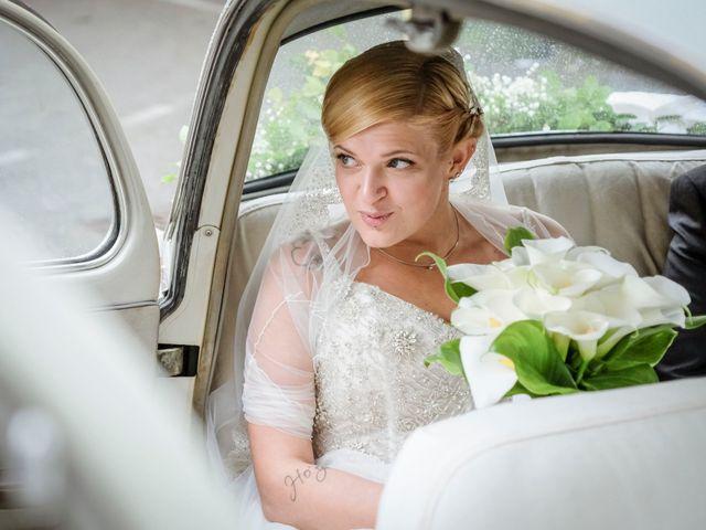 Il matrimonio di Andrea e Rebecca a Besana in Brianza, Monza e Brianza 10