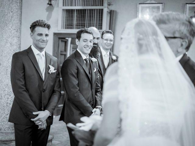 Il matrimonio di Andrea e Rebecca a Besana in Brianza, Monza e Brianza 21
