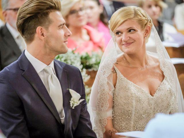 Il matrimonio di Andrea e Rebecca a Besana in Brianza, Monza e Brianza 22