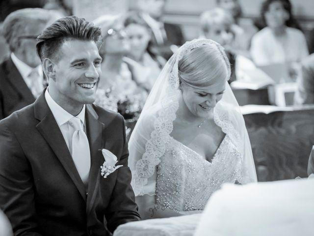 Il matrimonio di Andrea e Rebecca a Besana in Brianza, Monza e Brianza 29