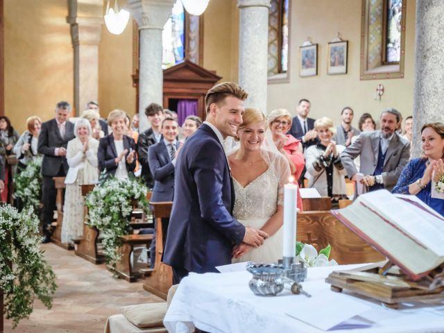 Il matrimonio di Andrea e Rebecca a Besana in Brianza, Monza e Brianza 31