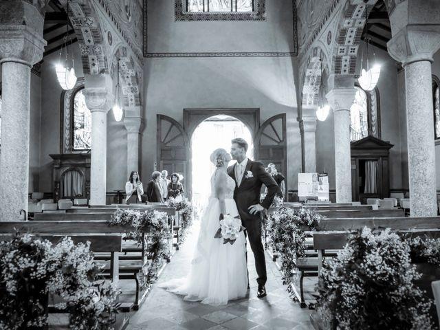 Il matrimonio di Andrea e Rebecca a Besana in Brianza, Monza e Brianza 30