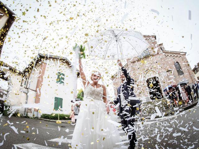 Il matrimonio di Andrea e Rebecca a Besana in Brianza, Monza e Brianza 35