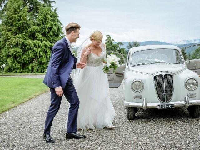 Il matrimonio di Andrea e Rebecca a Besana in Brianza, Monza e Brianza 20