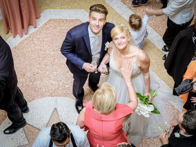 Il matrimonio di Andrea e Rebecca a Besana in Brianza, Monza e Brianza 40