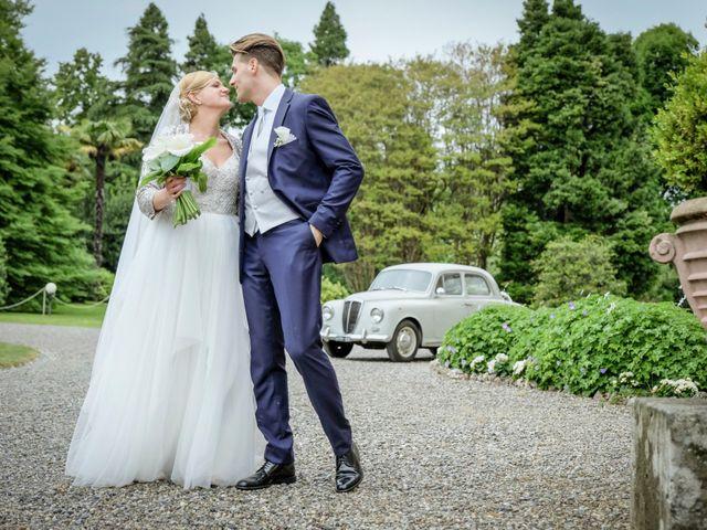 Il matrimonio di Andrea e Rebecca a Besana in Brianza, Monza e Brianza 59
