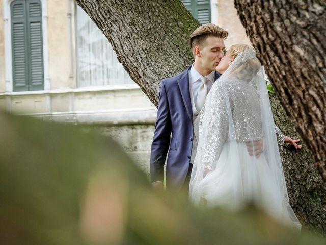 Il matrimonio di Andrea e Rebecca a Besana in Brianza, Monza e Brianza 50