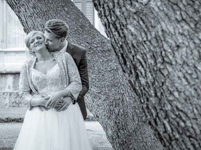 Il matrimonio di Andrea e Rebecca a Besana in Brianza, Monza e Brianza 41