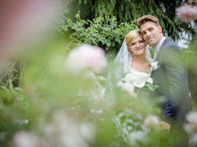 Il matrimonio di Andrea e Rebecca a Besana in Brianza, Monza e Brianza 57