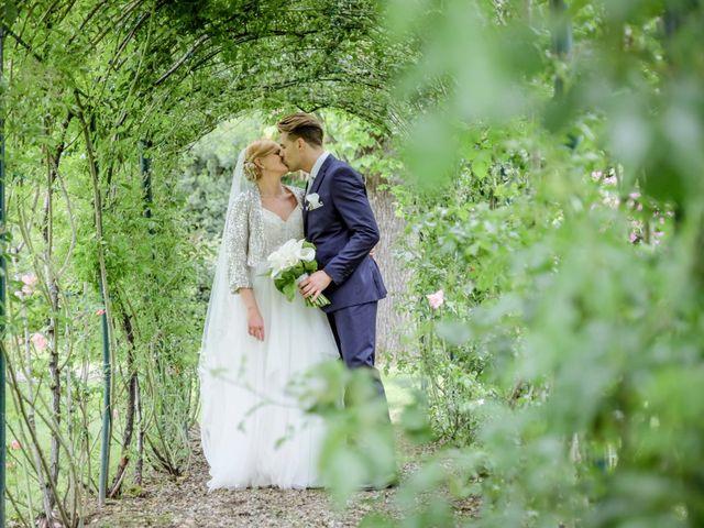 Il matrimonio di Andrea e Rebecca a Besana in Brianza, Monza e Brianza 56