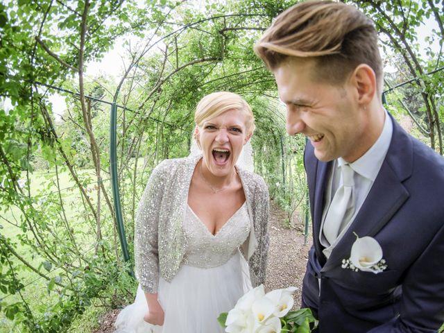 Il matrimonio di Andrea e Rebecca a Besana in Brianza, Monza e Brianza 55