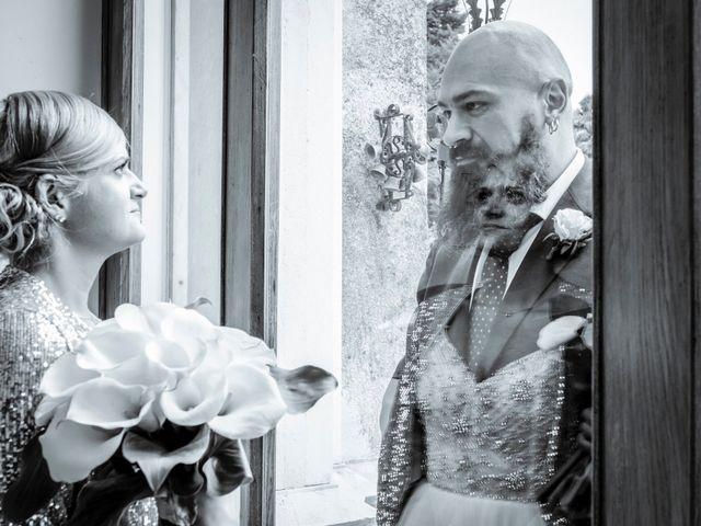 Il matrimonio di Andrea e Rebecca a Besana in Brianza, Monza e Brianza 54