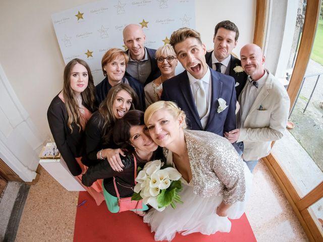 Il matrimonio di Andrea e Rebecca a Besana in Brianza, Monza e Brianza 53