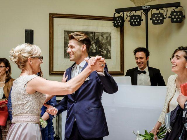 Il matrimonio di Andrea e Rebecca a Besana in Brianza, Monza e Brianza 52