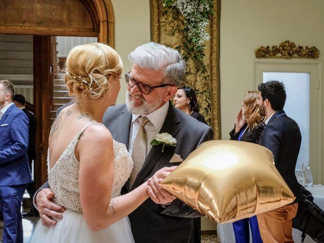 Il matrimonio di Andrea e Rebecca a Besana in Brianza, Monza e Brianza 62