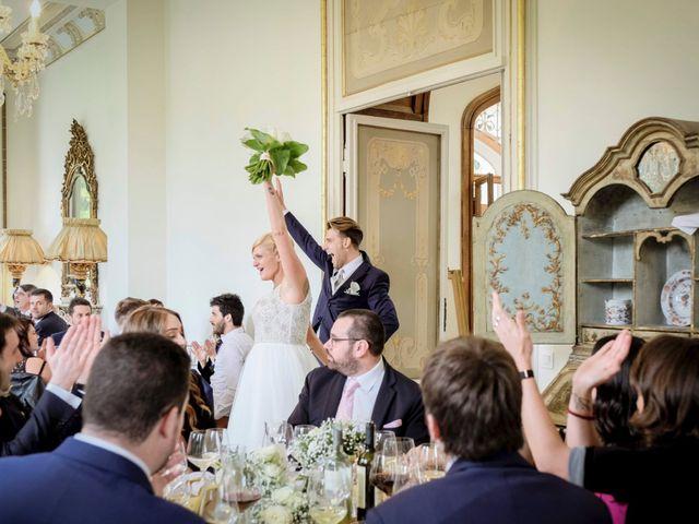 Il matrimonio di Andrea e Rebecca a Besana in Brianza, Monza e Brianza 69