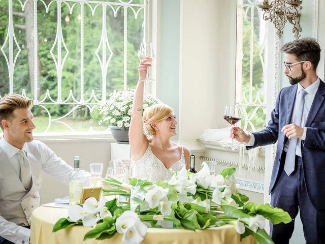 Il matrimonio di Andrea e Rebecca a Besana in Brianza, Monza e Brianza 68