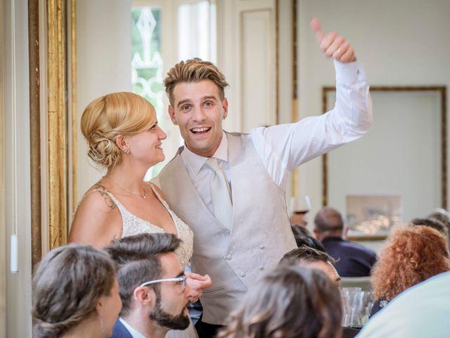 Il matrimonio di Andrea e Rebecca a Besana in Brianza, Monza e Brianza 66
