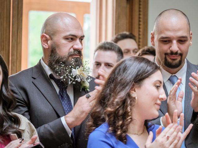 Il matrimonio di Andrea e Rebecca a Besana in Brianza, Monza e Brianza 72