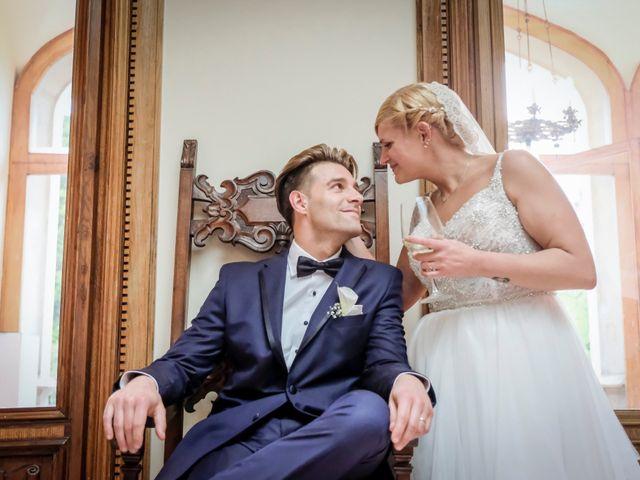 Il matrimonio di Andrea e Rebecca a Besana in Brianza, Monza e Brianza 71