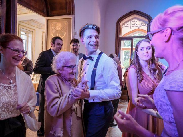 Il matrimonio di Andrea e Rebecca a Besana in Brianza, Monza e Brianza 75