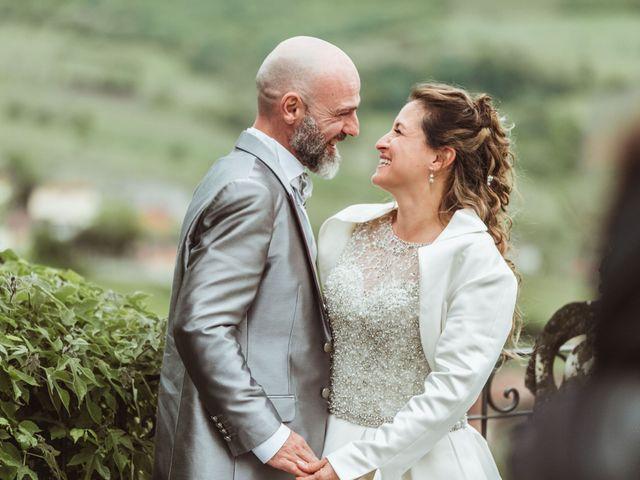 Le nozze di Elisa e Tony