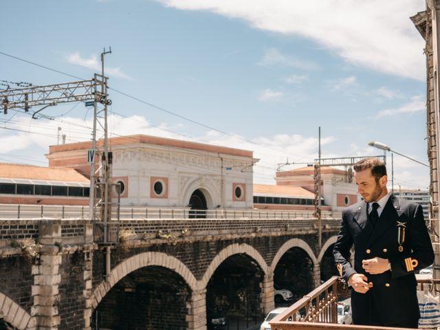 Il matrimonio di Marco e Veronica a Catania, Catania 15