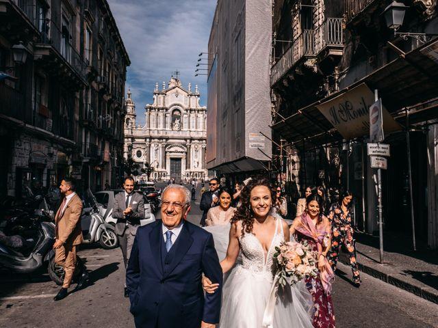Il matrimonio di Marco e Veronica a Catania, Catania 26
