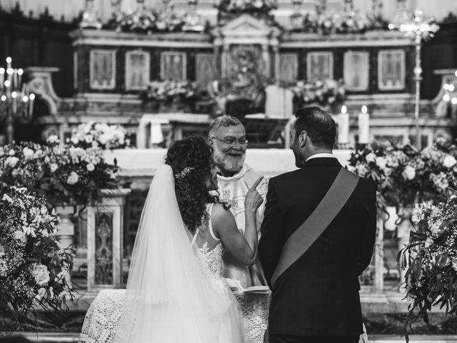 Il matrimonio di Marco e Veronica a Catania, Catania 33