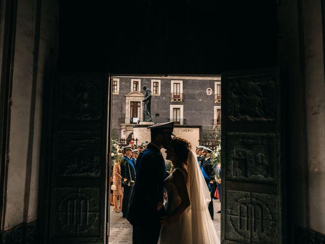 Il matrimonio di Marco e Veronica a Catania, Catania 35