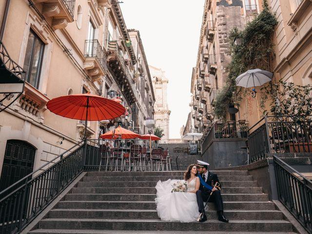 Il matrimonio di Marco e Veronica a Catania, Catania 38