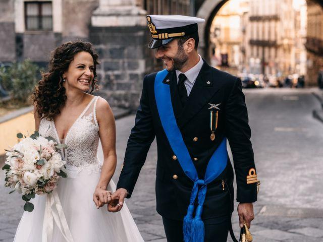 Il matrimonio di Marco e Veronica a Catania, Catania 40