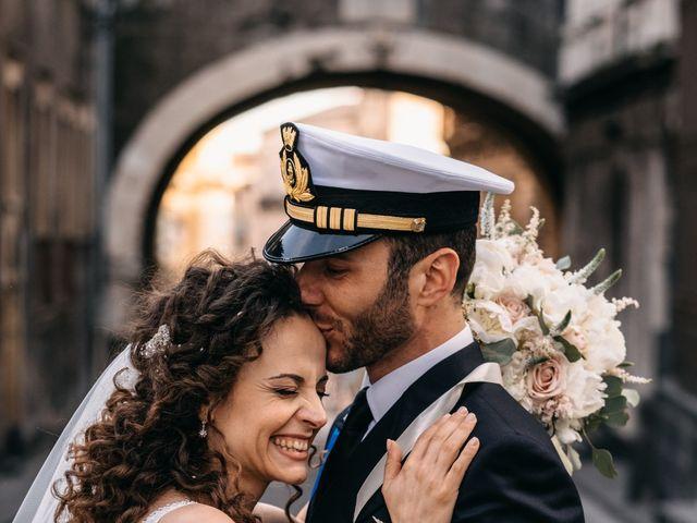 Il matrimonio di Marco e Veronica a Catania, Catania 42