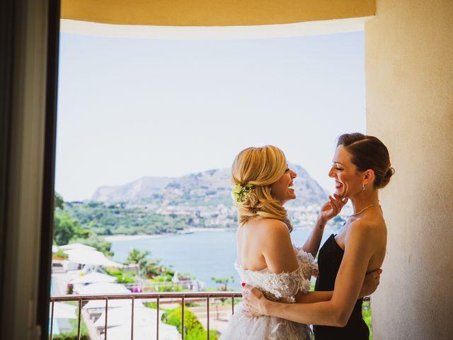 Il matrimonio di Giuseppe e Gabriella a Palermo, Palermo 9