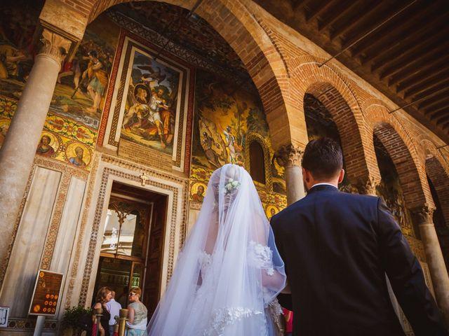Il matrimonio di Giuseppe e Gabriella a Palermo, Palermo 11