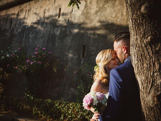 Il matrimonio di Giuseppe e Gabriella a Palermo, Palermo 18