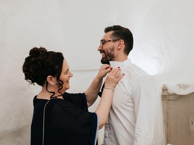 Il matrimonio di Alessandro e Serena a Racale, Lecce 4