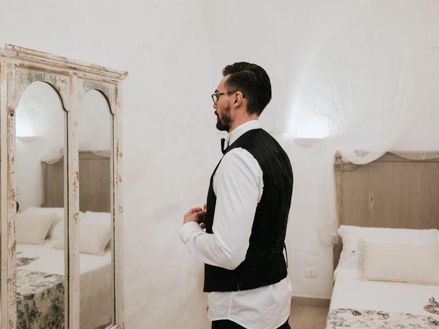 Il matrimonio di Alessandro e Serena a Racale, Lecce 5